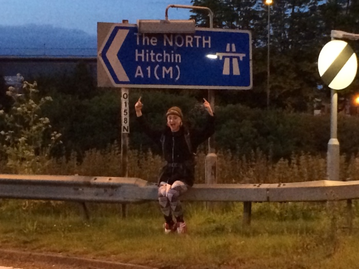 The 3 Rules of Hitchhiking