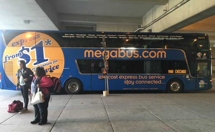 That Time We Missed The Megabus
